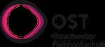 FH St.Gallen Logo mit einem Link auf ihre Website.